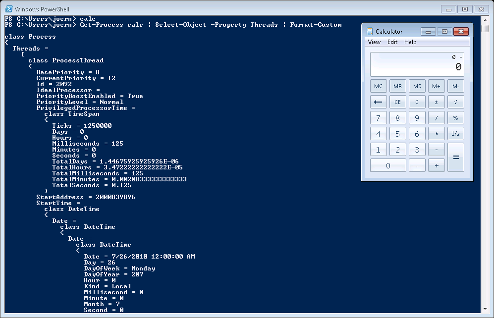 The Ö-Files - Impressions of the PowerShell